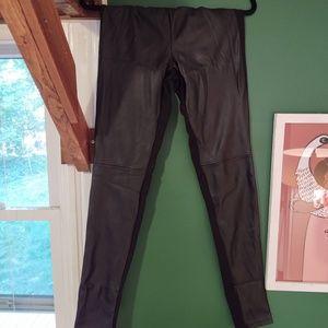 Milk 26 Vegan leather leggings